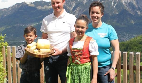 Yvonne und Florian Tischhauser | Grabs